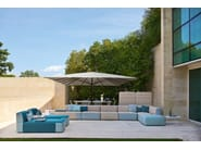 Sectional fabric sofa BELT | Sectional sofa - Varaschin