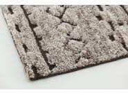 Patterned rectangular wool rug BEREBER - GAN By Gandia Blasco