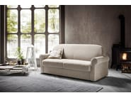 Fabric sofa bed with removable cover BERNIE - Felis