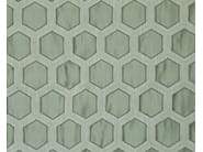 Fabric with geometric pattern BESIDE FR - Aldeco, Interior Fabrics