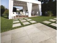 Glazed stoneware outdoor floor tiles BIARRITZ | Outdoor floor tiles - CIR