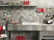 Glazed stoneware wall tiles BIARRITZ | Wall tiles - CIR