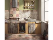 Glazed stoneware wall tiles BIARRITZ | Wall tiles - CIR