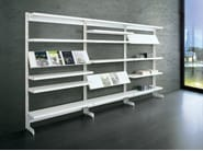 Wall-mounted retail display unit BIG SHOP | Retail display unit - Caimi Brevetti