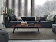 Lacquered coffee table for living room BIGGER | Lacquered coffee table - Poliform