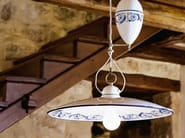 Ceramic pendant lamp BILANCIA | Pendant lamp - Aldo Bernardi