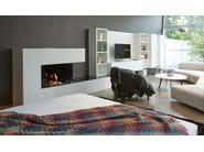 Bioethanol built-in fireplace BK3 - EcoSmart Fire