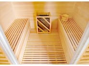 Finnish sauna for chromotherapy BL-174 | Finnish sauna - Beauty Luxury