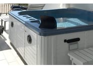 Hydromassage hot tub for chromotherapy 4-seats BL-806 | Hot tub 4-seats - Beauty Luxury