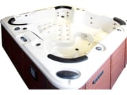 Hydromassage hot tub for chromotherapy 4-seats BL-826 | Hot tub 4-seats - Beauty Luxury