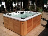 Hydromassage hot tub for chromotherapy 5-seats BL-829 | Hot tub 5-seats - Beauty Luxury