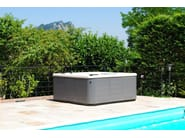 Hydromassage hot tub for chromotherapy 5-seats BL-836 | Hot tub 5-seats - Beauty Luxury