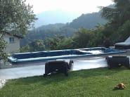 Rectangular swim spa 7-seats BL-850 | Swim spa - Beauty Luxury