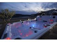 Rectangular swim spa 12-seats BL-859 | Swim spa - Beauty Luxury