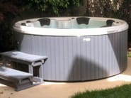 Round hydromassage hot tub 6-seats BL-865 | Hot tub 6-seats - Beauty Luxury