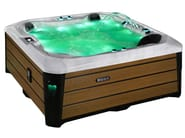 Hydromassage built-in hot tub 6-seats BL-866 | Hot tub 6-seats - Beauty Luxury