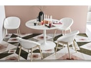 Polycarbonate chair BLOOM | Chair - Calligaris