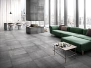 Porcelain stoneware wall/floor tiles with stone effect BLUE EMOTION - Ceramiche Refin
