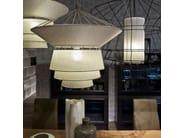 Fabric pendant lamp BOLERO | Pendant lamp - Cattelan Italia