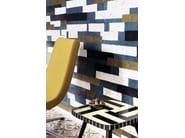 Indoor non-woven paper wall tiles BOLINAO - Élitis