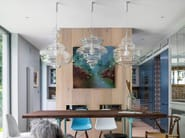 Blown glass pendant lamp BOLSHOI THEATRE - Lasvit