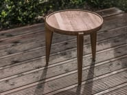 Solid wood side table BONTRI - ST FURNITURE