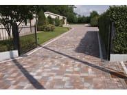 Concrete paving block BORGO VENETO - MICHELETTO PAVIMENTAZIONI