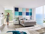 Upholstered recliner bed BOXSPRING SUITE COMFORT | Bed - Hülsta-Werke Hüls