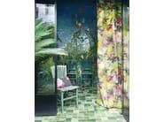 Cotton curtain BRASEE - LELIEVRE