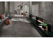 Porcelain stoneware flooring with stone effect BRAVE FLOOR | Porcelain stoneware flooring - Atlas Concorde