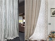 Devore fabric for curtains BRERA - FRIGERIO MILANO DESIGN