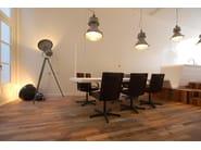 Indoor wooden 3D Wall Cladding BRIDGES - Wonderwall Studios
