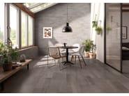 Pavimento/rivestimento in gres porcellanato BRIK BACK GREY - CERAMICHE KEOPE