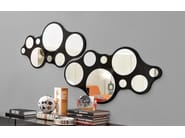 Wall-mounted mirror BUBBLES - Calligaris