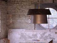 Fluorescent pendant lamp BUFO70 - Hind Rabii