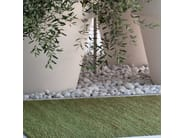 Rectangular jute rug BURMA - Atipico