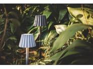 LED aluminium Floor lamp BUTLER P DOWN-UP - Delta Light