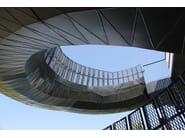 Expanded mesh balustrade Balustrade - FILS