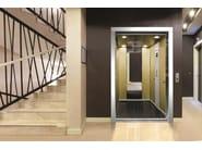 Machine Room-Less Lift Beltech® - CEAM