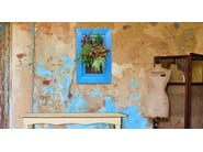Fioriera da muro per quadri vegetali e giardini verticali BIOVERTIGO - LOUNGE-TEK