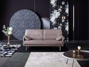 3 seater fabric sofa BORA BALANZA - LEOLUX