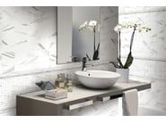 Pavimento/rivestimento effetto marmo CALCATTA&CARRARA - CERAMICHE BRENNERO