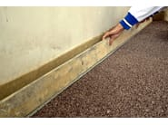 Screed and base layer for flooring CALCIX - Terragena