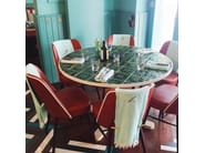 Dinner table CALDAS | Round table - Mambo Unlimited Ideas