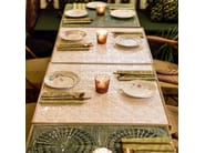 Dinner table CALDAS | Square table - Mambo Unlimited Ideas