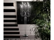 LED steel floor lamp CALLIGRAFICO | Floor lamp - SP Light and Design