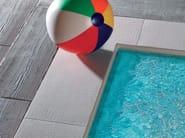 Reconstructed stone Pool edging CAPRI - MICHELETTO PAVIMENTAZIONI