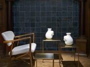 Sedia in tessuto con braccioli CARACAS - Pols Potten