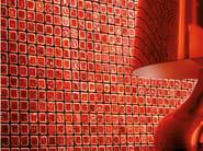 Marble mosaic CARAMEL - Lithos Mosaico Italia - Lithos