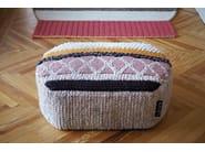 Wool pouf CARAMELO | Pouf - GAN By Gandia Blasco